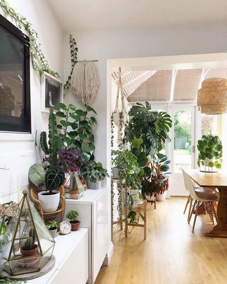 Fantastic Bohemian Interior Decor Design (6)