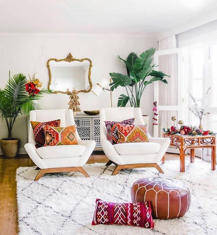 Attractive Bohemian Home Interior Design (11)