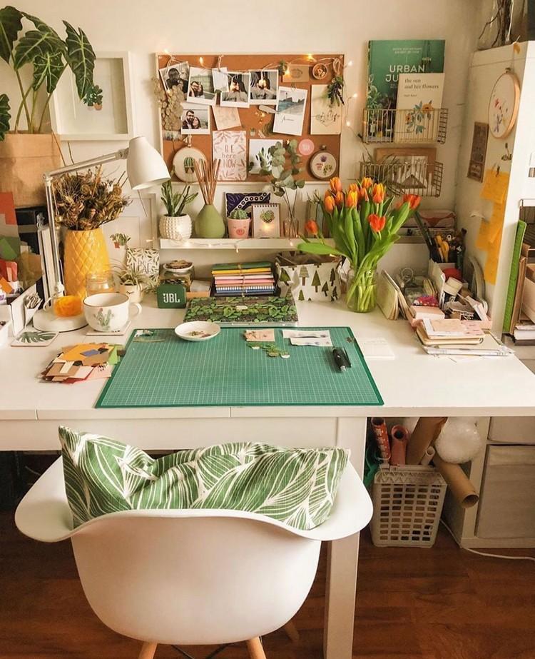 Attractive Bohemian Home Interior Design (28)