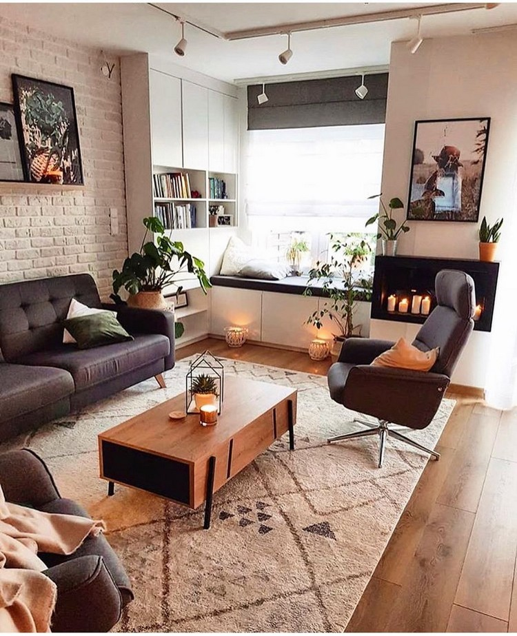 Attractive Bohemian Home Interior Design (32)
