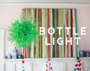 Bottle Light Tiwst Design