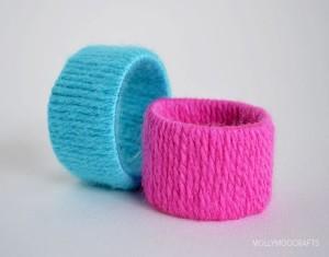 Colourful Bracelets Crafts for Kids