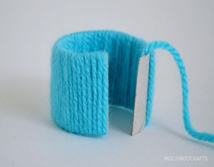 Colourful Bracelets Toilet Roll Crafts