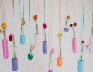 DIY Colourful Mimosa Bar