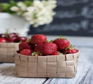DIY Fruit Baskets