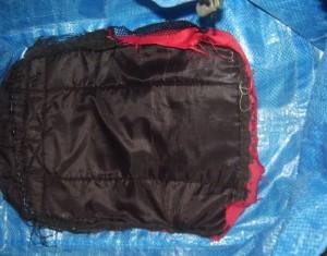 DIY Recycled Ikea Bag Backpack Ideas