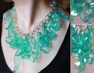 Jewelry Crafts Recycled Material