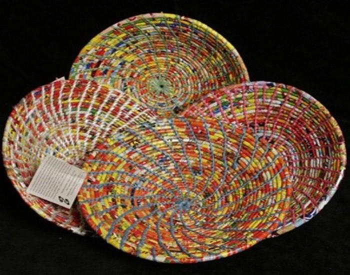 Plastic Coaster Crafts