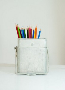 Recyclable Pencil Holder