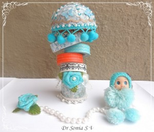 Recycleable DIY Crafts