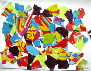 Recycled Wrapping Paper Designs