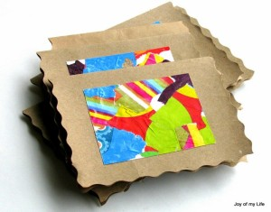 Recycled Wrapping Paper Ideas