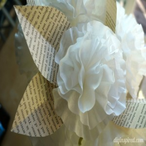 DIY Easy Coffee Filter Paper Flowers