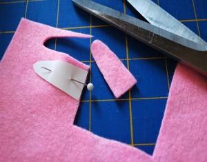 DIY Fuzzy Bunny Slippers Ideas
