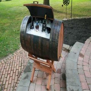 DIY Wine Barrels