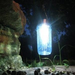 Mason Jar Solar Light