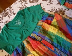 Old T Shirt Make Dress Ideas