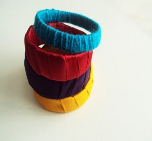 Recycled Beautiful Bracelets