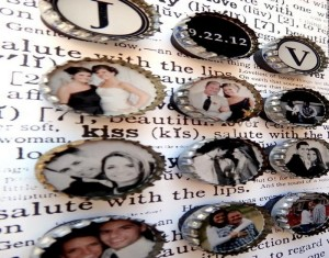 Recycled Bottle Caps Picture Frame Ideas