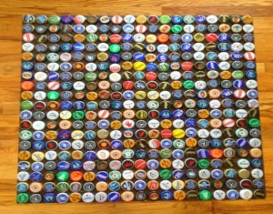 Recycled Bottle Top Caps Crafts Ideas
