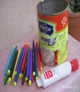 Recycled Crafts Ideas