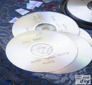 Recycled Dvd,S