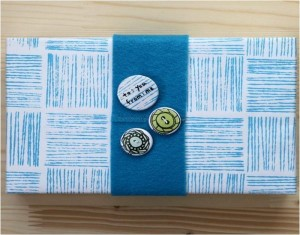 Recycled Material Fancy Gift Boxes Ideas