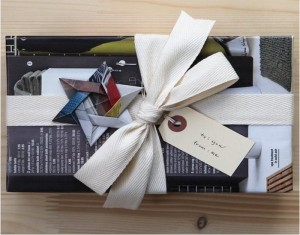 Recycled Material Gif Boxes Designs