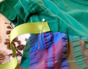 Recycled T Shirt Dress Crafts