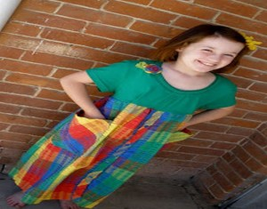 Recycled T Shirt Dress Designs
