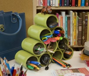 Recycled Tin Cans Ideas
