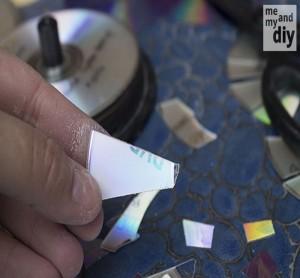 Reuse DVD Parts