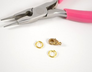 Unique idea for Rhinestone Wrapped Bracelet