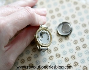Upcycled Watch Ideas