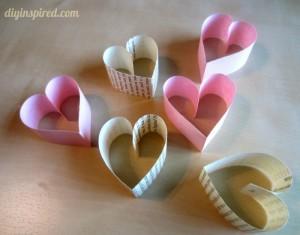 Valentines Day Craft Garland Ideas