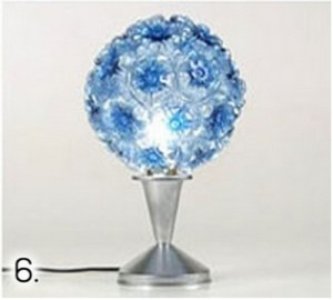 DIY Recycled Plastic Bottles Bouquet