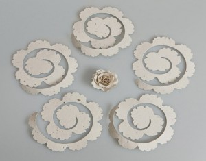 DIY Recycled Seeded Paper Flowers