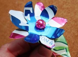 DIY Beautiful Flowers Idea
