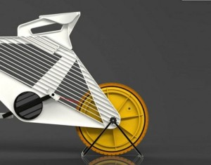 Plastic Bike from Recycled Plastic