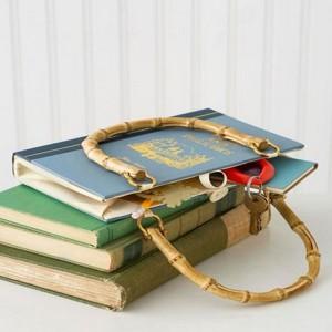 Recycled Books Handbag