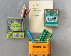 Recycled Tin Cans Crafts