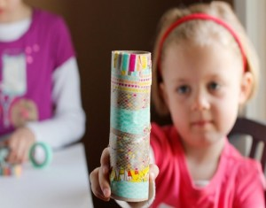 Washi Tape Recycled Paper Rolls