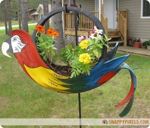 DIY Recycled Tires Ideas