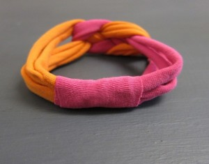 Recycled Fabrics Beautiful bracelet
