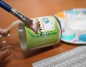 Glass Bottles Recycling