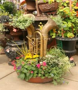 Flowers Garden Decor