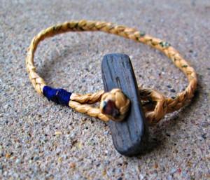 Upcycled Bracelet Idea