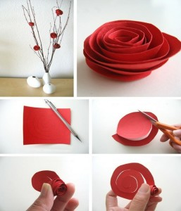 Upcycled Paper Decor Ideas