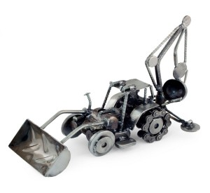 Recycled Auto Parts Kids Toy