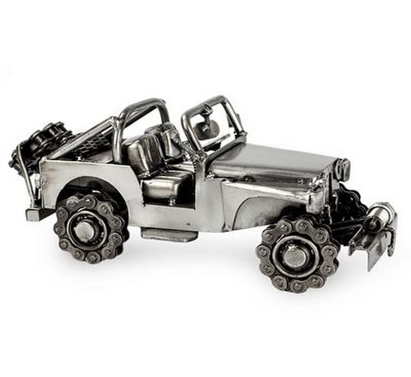 Reuse Auto Parts Kids Toy Jeep